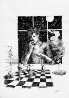 chess game by dante-mk