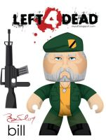 bill Left 4 Dead Mighty Mugg by Reysdf