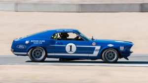 1969 Boss 302 by SharkHarrington
