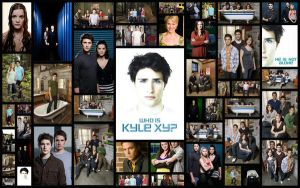 Kyle XY Wallpaper by frostyrogue