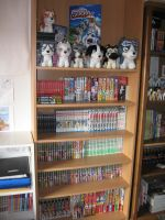 My Ginga collection 25.8.2009 by methpring