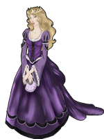 The Empress by Amaryia