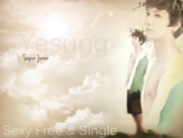 Super Junior 6jib 'Sexy Free + Single' - Yesung by ForeverK-PoPFan