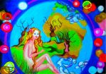Mother Earth by Arteragazzina