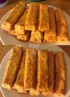 Cheese straws by waffle-faceXD