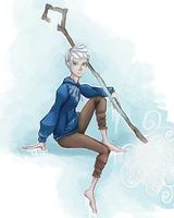 Jack Frost by CrayolaColours