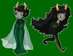 The Dolorosa and the Disciple by urasei
