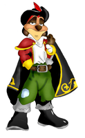 Musketeer Timon by Total-Jewel
