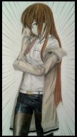 Kurisu Makise (Steins Gate) by ChanandlerBong777