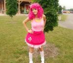 My Pinkie Pie Cosplay by EricaMeow
