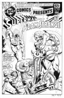 DC Comics Presents 3 Cover Recreation by dalgoda7