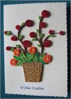 Quilling - card 39 by Eti-chan