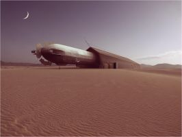 LET'S START OUR ZEPPELIN by SHUME-1