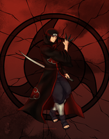 Itachi by ToolOfTheDay