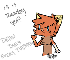 Tuesday by Echorawr