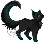 MossStar1110: MidNight by Pawlings