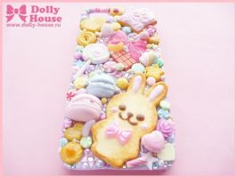 iPhone 5 case -Cute Pastel Candies- by Dolly House by SweetDollyHouse