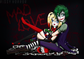 Mad Love by RissyHorrorx