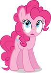 Pinkie Pie Worried by stricer555