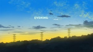 Evening Pylon by mclelun