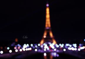 Paris by Stefania-R