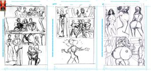 The Disasters of Astrid - Page Layouts by expansion-fan-comics