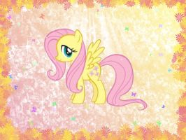 Fluttershy Wallpaper by Brightshadow813