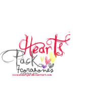 hearts packs. by loveandstyle