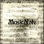 Music Note by ShadyMedusa-stock