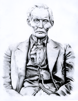 Henry Price Stone Lithograph by TheMinx