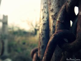 chained for ever by AnaPengu