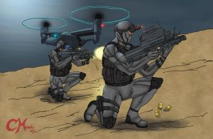 Splinter Cell beach Extraction by ServantofKain