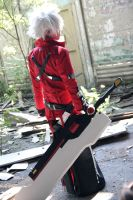BlazBlue - Ragna by Xeno-Photography