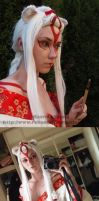 Okami MakeUp Test1 by RohanElf