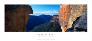 Hanging Rock, Blue Mtns, NSW by MattLauder