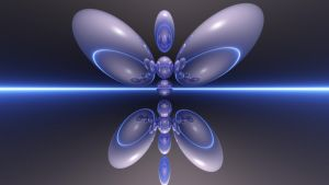 electromagnetic butterfly by Topas2012