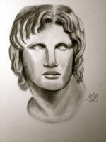 Alexander the Great. by Noosha77
