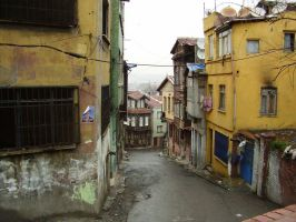 the other side of Istanbul by Tikury
