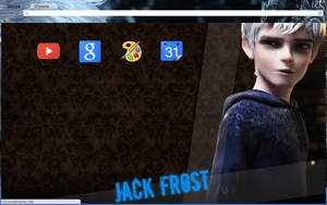 Jack Frost Chrome Theme (Download in Description) by Tespeon