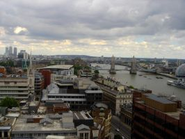 Stock 225: London from air 2 by AlzirrSwanheartStock