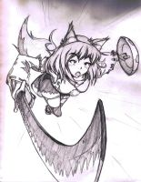 Momiji Attack! by EverFrozenMore