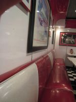 Inside the Diner 3 by paintmeaperfectworld