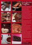 Fruity Chocolate Truffles Recipe by melijan