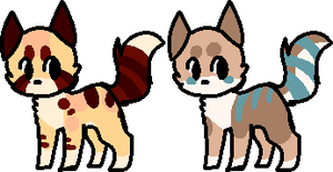 adopts !! by campfyre