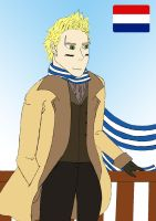 Hetalia: Axis Powers - Holland (Netherlands) by JMCV29