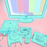 Dreamcast by SuperPhazed