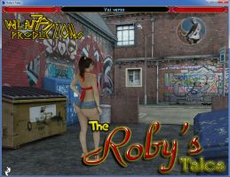 The  Roby's Tales 001 by WLN73