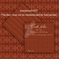 castle fabric 3 by priesteres-stock