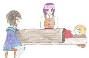 Sick Bed Confessions by Shads-Pics