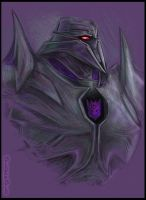 Megatron | Transformers Prime by sniperdusk